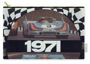 1971 Porsche World Champion Poster Carry-all Pouch