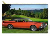 1972 Buick Gsx 455 Stage 1 Carry-all Pouch