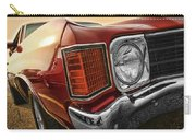1972 Chevrolet Chevelle Ss  Carry-all Pouch