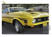 1972 Ford Mustang Mach 1 Carry-all Pouch