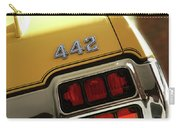 1972 Oldsmobile Cutlass 4-4-2 Carry-all Pouch