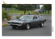 1972 Plymouth Roadrunner Grow Carry-all Pouch