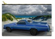 1973 El Camino In The Dunes Carry-all Pouch