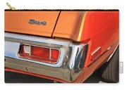 1973 Plymouth Scamp Tail Lights And Logo Carry-all Pouch