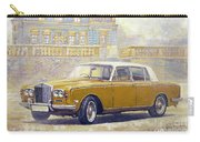 1973 Rolls-royce Silver Shadow Carry-all Pouch