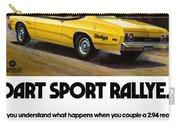 1974 Dodge Dart Sport Rallye Carry-all Pouch