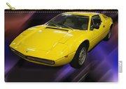 1974 Maserati Merak Carry-all Pouch