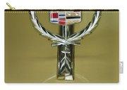 1976 Cadillac Eldorado Convertible Hood Ornament Carry-all Pouch