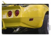 1976 Corvette Stingray Taillights Carry-all Pouch