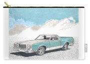1977 Ford Ranchero Carry-all Pouch