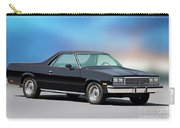1983 Chevrolet El Camino 2 Carry-all Pouch