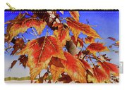 #199 Red Maple Carry-all Pouch