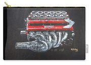 1990 Ferrari F1 Engine V12 Carry-all Pouch