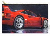 1990 Ferrari F40  Carry-all Pouch