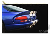 1995 Dodge Viper Coupe 'tail' Carry-all Pouch