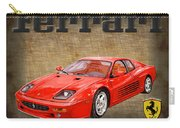 Ferrari F 512m 1995 Carry-all Pouch