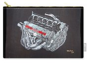 1996 Ferrari F1 V10 Engine Carry-all Pouch