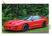 1998 Pontiac Firebird Trans Am Carry-all Pouch
