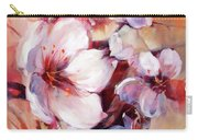 1almonds Blossom  13 Carry-all Pouch