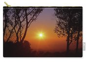 1b6348-a1 Sunrise Over Sonoma Carry-all Pouch