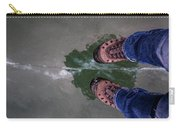 Standing On Thin Ice 2 Carry-all Pouch
