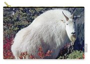 1m4900 Mountain Goat Near Mt. St. Helens Carry-all Pouch