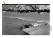 1m9303 Bwtetons Seen From Jackson Hole Carry-all Pouch
