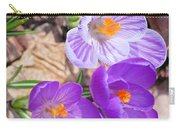 1st Flower In Garden 2010 Photo Carry-all Pouch