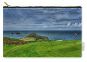 1st Green Cape Cornwall Golf Club Carry-all Pouch