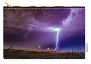 1st Severe Night Tboomers Of 2018 017 Carry-all Pouch