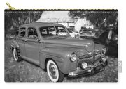 1942 Ford Super Deluxe Sedan Bw  Carry-all Pouch