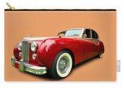 1953 Jaguar M K V II Carry-all Pouch
