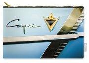 1953 Lincoln Capri Emblem Carry-all Pouch