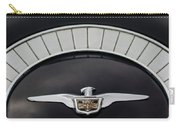 1958 Chrysler Imperial Emblem Carry-all Pouch