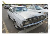 1968 Mercury Cougar Xr7 Carry-all Pouch