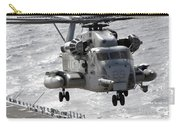 A Ch-53e Super Stallion Helicopter Carry-all Pouch