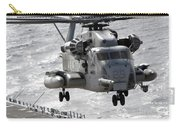 A Ch-53e Super Stallion Helicopter Carry-all Pouch by Stocktrek Images