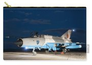 A Romanian Air Force Mig-21c Airplane Carry-all Pouch