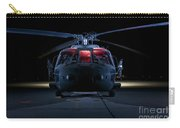A Uh-60 Black Hawk Helicopter Lit Carry-all Pouch