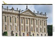 A View Of Chatsworth House, Great Britain Carry-all Pouch