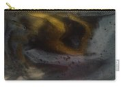 Abstract Resin Pour Carry-all Pouch by Sonya Wilson