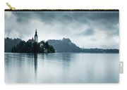 After The Rain At Lake Bled Carry-all Pouch