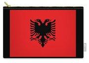 Albania Flag Carry-all Pouch