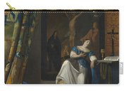 Allegory Of The Catholic Faith Carry-all Pouch