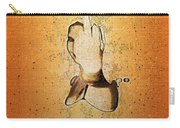 An Obscene Hand Sign Carry-all Pouch