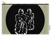 2 Angels Carry-all Pouch
