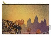 Angkor Sunrise Carry-all Pouch