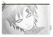 Anime Drawing  Carry-all Pouch