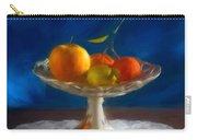 Apple, Lemon And Mandarins. Valencia. Spain Carry-all Pouch