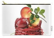 Apples In A Basket  Carry-all Pouch
